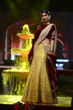 Model at Anju Modi Luxury Festive 2017 collection on 29th Dec 2016 (45)_58660603840cc.JPG