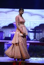 Model at Anju Modi Luxury Festive 2017 collection on 29th Dec 2016 (52)_58660607948c7.JPG