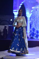 Model at Anju Modi Luxury Festive 2017 collection on 29th Dec 2016 (77)_58660615d050e.JPG