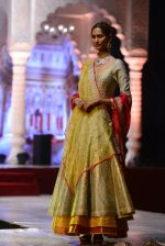 Model at Anju Modi Luxury Festive 2017 collection on 29th Dec 2016 (8)_586605ebf0607.JPG