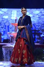 Model at Anju Modi Luxury Festive 2017 collection on 29th Dec 2016 (94)_5866061f4690e.JPG