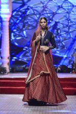 Model at Anju Modi Luxury Festive 2017 collection on 29th Dec 2016 (97)_58660620ee254.JPG