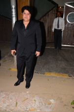 Sajid Khan at party in kareena_s house on 31st Dec 2016 (15)_5868e56f9ae58.JPG