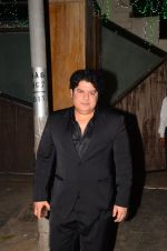 Sajid Khan at party in kareena_s house on 31st Dec 2016 (16)_5868e590e8a6a.JPG