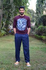 Aditya Roy Kapoor at OK Jaanu promotions on 7th Jan 2017 (14)_5872429d3c540.JPG