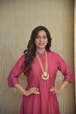 Juhi Chawla at Discon as she speaks about evils of plastic and pollution on 7th Jan 2016 (25)_58723f7c19391.JPG