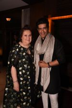 Manish Malhotra at Manish Malhotra hosts dinner for Vogue International�s Suzy Menkes on 6th Jan 2016 (31)_587223d266c8c.JPG