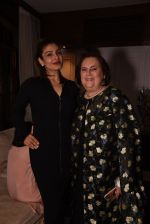 Raveena Tandon at Manish Malhotra hosts dinner for Vogue International�s Suzy Menkes on 6th Jan 2016 (27)_58722436a851f.JPG