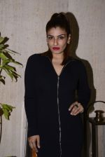 Raveena Tandon at Manish Malhotra hosts dinner for Vogue International�s Suzy Menkes on 6th Jan 2016 (32)_587224bdb983c.JPG