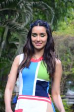 Shraddha Kapoor at OK Jaanu promotions on 7th Jan 2017 (1)_587242bd42def.JPG