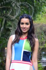 Shraddha Kapoor at OK Jaanu promotions on 7th Jan 2017 (12)_587242d493741.JPG