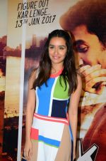 Shraddha Kapoor at OK Jaanu promotions on 7th Jan 2017 (28)_587242f723c57.jpg