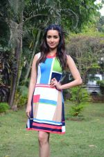 Shraddha Kapoor at OK Jaanu promotions on 7th Jan 2017 (6)_587242c0b626f.JPG