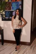 Sophie Chaudhary at Manish Malhotra hosts dinner for Vogue International�s Suzy Menkes on 6th Jan 2016 (65)_58722488c5503.JPG
