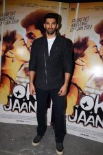 Aditya Roy Kapoor at OK Jaanu interviews on 8th Jan 2017