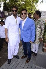 Ajay Devgan at Sheesha Sky Lounge launch on 8th Jan 2017 (7)_58735a6ca2dcc.JPG