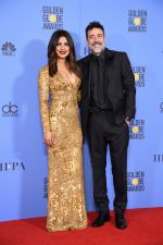 Priyanka Chopra at 74th Golden Globe Awards