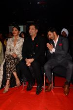 Priyanka Chopra, Karan Johar, Varun Dhawan at Stardust Awards 2016 on 8th Jan 2017 (148)_587362d02ccca.JPG