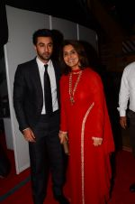 Ranbir Kapoor, Neetu Singh at Stardust Awards 2016 on 8th Jan 2017 (104)_587362e3e7999.JPG