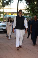 Amitabh Bachchan at Nandita Puri prayer meet for Om puri on 9th Jan 2017 (54)_5874809086644.JPG