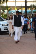 Amitabh Bachchan at Nandita Puri prayer meet for Om puri on 9th Jan 2017 (55)_5874809121dff.JPG