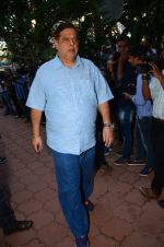 David Dhawan at Nandita Puri prayer meet for Om puri on 9th Jan 2017 (65)_587480b8de70f.JPG