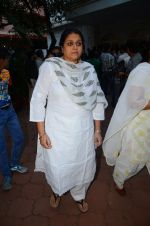 Supriya Pathak at Nandita Puri prayer meet for Om puri on 9th Jan 2017 (102)_5874815da0112.JPG