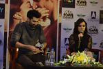 Shraddha Kapoor, Aditya Roy Kapoor promotes Ok Jaanu in Delhi on 11th Jan 2017