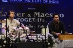 Zakir Hussain and Sachin Tendulkar concert on 9th Jan 2017 (10)_5876037fe6e16.JPG