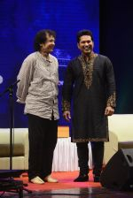 Zakir Hussain and Sachin Tendulkar concert on 9th Jan 2017 (16)_587603821a1e2.JPG