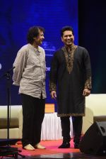 Zakir Hussain and Sachin Tendulkar concert on 9th Jan 2017 (17)_587603c16854b.JPG