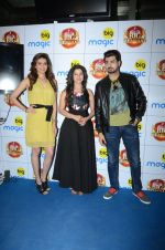 Karishma Tanna, Sambhavna Seth at Big FM event on 11th Jan 2017 (44)_5877486e70ec5.JPG