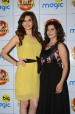 Karishma Tanna, Sambhavna Seth at Big FM event on 11th Jan 2017 (54)_587748724d3a9.JPG