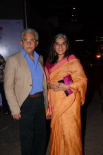 Nasiruddin Shah, Ratna Pathak Shah at OK Jaanu screening on 11th Jan 2017 (7)_58774984d9922.JPG
