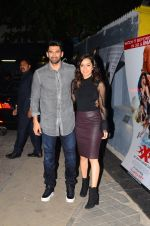 Shraddha Kapoor, Aditya Roy Kapoor at OK Jaanu screening on 11th Jan 2017 (23)_587749ef4b233.JPG