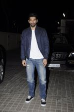 Aditya Roy Kapoor at OK Jaanu screening in Mumbai on 12th Jan 2017 (80)_58787dab02319.JPG