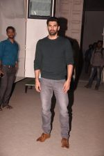 Aditya Roy Kapoor promote OK Jaanu on 12th Jan 2017 (40)_58787f3c47767.JPG
