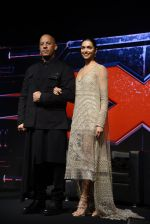 Deepika Padukone, Vin Diesel at XXX Press Meet on 12th Jan 2017 (71)_58788216e9001.JPG