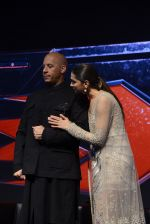 Deepika Padukone, Vin Diesel at XXX Press Meet on 12th Jan 2017 (73)_587882178e1e4.JPG