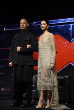 Deepika Padukone, Vin Diesel at XXX Press Meet on 12th Jan 2017 (69)_58788216435e4.JPG