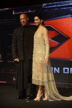 Deepika Padukone, Vin Diesel at XXX Press Meet on 12th Jan 2017 (8)_58788209284ec.JPG