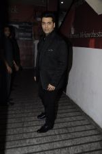 Karan Johar at OK Jaanu screening in Mumbai on 12th Jan 2017 (99)_58787e30e6998.JPG