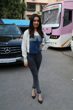 Shraddha Kapoor promote OK Jaanu on 12th Jan 2017 (15)_58787f23b9a59.JPG