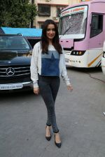 Shraddha Kapoor promote OK Jaanu on 12th Jan 2017 (17)_58787f24e5c86.JPG