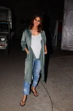 Vaani Kapoor snapped at Mehboob studio on 12th Jan 2017 (12)_587880abc5e08.JPG