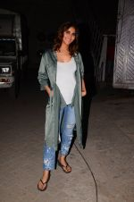 Vaani Kapoor snapped at Mehboob studio on 12th Jan 2017 (13)_587880ac5d947.JPG