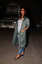 Vaani Kapoor snapped at Mehboob studio on 12th Jan 2017 (15)_587880ad8f17f.JPG
