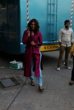 Vaani Kapoor snapped at Mehboob studio on 12th Jan 2017 (4)_587880a732419.JPG