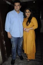 Vidya Balan, Siddharth Roy Kapoor at OK Jaanu screening in Mumbai on 12th Jan 2017 (50)_58787edfaf786.JPG