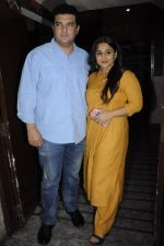 Vidya Balan, Siddharth Roy Kapoor at OK Jaanu screening in Mumbai on 12th Jan 2017 (48)_58787edf20f10.JPG